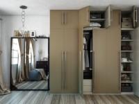 Гардеробная в квартире — 75 фото идей как сделать необычное оформление в интерьере