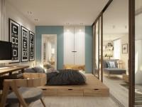 Дизайн квартиры 40 кв. м. — 70 лучших фото идей оформления интерьера