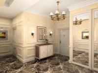 Классический дизайн квартиры — 100 реальных фото идеально оформленного интерьера