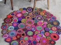 Коврики своими руками — фото лучших вариантов красивых ковриков в интерьере