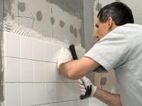 Укладка плитки в ванной — полная пошаговая инструкция с описанием и фото примерами