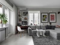 Дизайн квартиры студии — лучшие фото идеи и новинки оформления интерьера студии