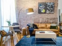 Новинки дизайна квартир — фото идеи современного интерьера 2017 года