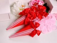 Кулечки для лепестков роз — инструкция как изготовить своими руками с фото