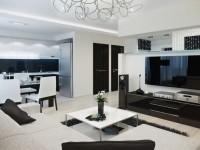 Дизайн 3-х комнатной квартиры — 115 фото лучших идей как оформить красивый интерьер