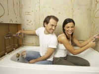 Ремонт ванной комнаты своими руками — пошаговая инструкция с фото и описанием