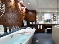 Дизайн интерьера ванной комнаты 2017 года — 150 фото идеального оформления