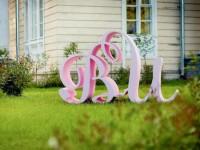 Буквы из пенопласта — простая инструкция по изготовлению объемных букв (30 фото)