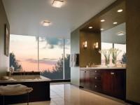 Cветильники для ванной — фото лучших современных тенденций освещения ванной комнаты