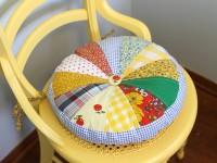 Подушки на стулья своими руками — пошаговая инструкция с фото и описанием