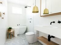 Интерьер маленькой ванной — 115 фото идеально оформленного дизайна