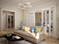 Классический дизайн квартиры — 110 реальных фото идеально оформленного интерьера