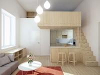 Дизайн маленькой квартиры — 115 фото лучших идей современного интерьера