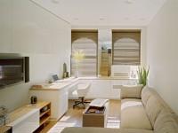 Дизайн узкой квартиры — оригинальные идеи современного интерьера (60 фото)