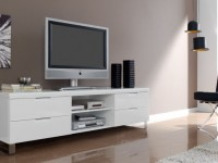 ТВ тумбы в интерьере — как правильно выбрать? 115 фото идей идеального сочетания