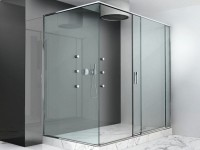 Душевые кабины — 80 фото лучшего дизайна ванной комнаты с душевой