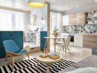 Дизайн узкой квартиры — оригинальные идеи современного интерьера (50 фото)