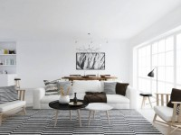 Скандинавский стиль в интерьере — 105 фото идей оформления красивого интерьера