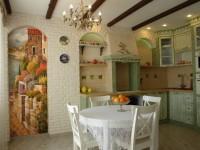 Кухня в стиле прованс — 120 фото идей необычного оформления интерьера