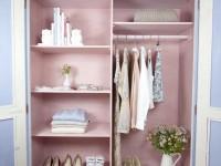 Маленькая гардеробная комната — фото необычных решений дизайна