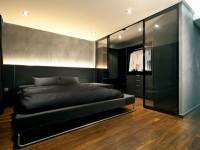 Гардеробная в спальне: фото обзор, новинки, особенности оформления