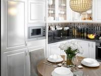 Дизайн кухни 5 кв. м. – компактные решения для маленькой площади (70 фото)