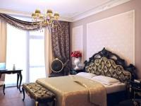 Спальня в стиле рококо — фото лучшего дизайна и ярких цветовых решений