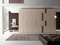 Шкафы купе в спальню — 100 фото идей идеального сочетания в интерьере