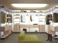 Качественная итальянская мебель для гардеробной
