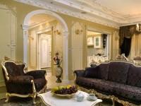 Гостиная в классическом стиле — 100 фото идей дизайна