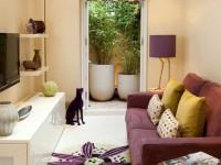 Узкая гостиная — фото примеры как визуально увеличить дизайн гостиной