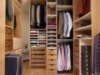 Проект гардеробной комнаты — фото готовых идей