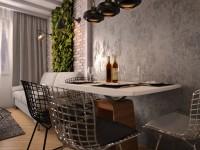 Кухня в стиле лофт — фото лучших решений для стильной кухни
