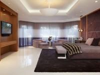 Большая спальня — 110 фото идей красивого дизайна