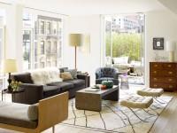 Гостиная 25 кв. м. — 70 лучших фото дизайна большой гостиной