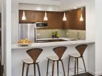 Барная стойка для кухни — 110 фото идей установки барной стойки на кухне