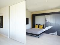 Зонирование спальни  — 70 фото идей от дизайнеров