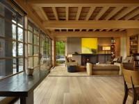 Гостиная в японском стиле — фото примеры как создать гармонию в интерьере гостиной