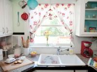 Занавески на кухню — 100 фото лучших новинок 2017 года