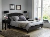 Серая спальня — фото идеи как красиво оформить спальню в серых тонах