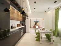 Современный интерьер кухни — 80 фото лучших новинок дизайна кухни