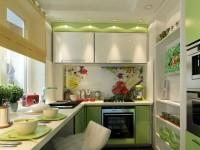 Кухня 6 кв. м — 85 фото лучших решений оформления дизайна