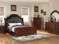 Дизайн спальни в классическом стиле  — 100 лучших и оригинальных фото элегантного оформления