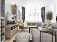 Дизайн квартиры 2022 года — современные варианты оформления интерьера (150 фото)