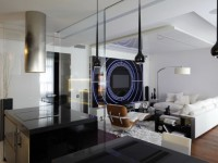 Гостиная в стиле хай тек — 105 фото идей современного интерьера в гостиной