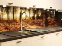 Стеновые панели для кухни — фото обзор лучших вариантов в интерьере кухни