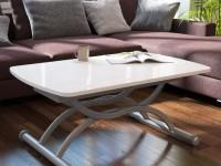 Стол трансформер для гостиной: обзор моделей 2017 года (70 фото в интерьере)