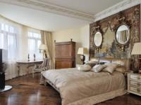 Спальня в стиле ампир — фото примеры особенностей стиля в интерьере