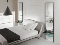 Спальня в стиле минимализм — 70 фото оригинального интерьера