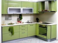 Небольшие кухни — 75 фото дизайна маленькой кухни